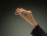 טבעת נוברינג לפני החדרה לנרתיק